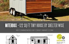 Small Houses On Wheels Plans Lovely 17 Best Custom Tiny House Trailers And Kits With Plans For