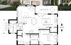 Small Modern Floor Plans Unique House Plan Billy No 1709