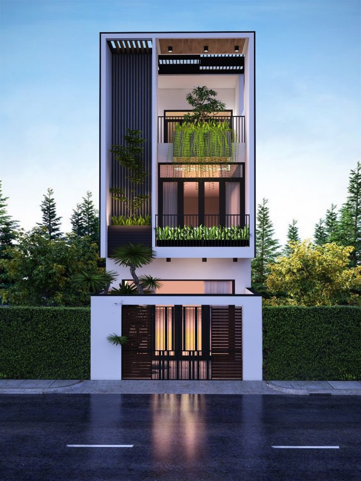 Small Narrow Lot House Plans 2021
