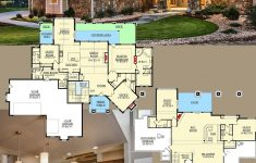 Southern Luxury House Plans Inspirational Plan 9525rw 4 Bed Mountain Craftsman House Plan
