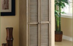 Storage Cabinets With Doors And Shelves Awesome Tall Storage Cabinets With Sliding Doors