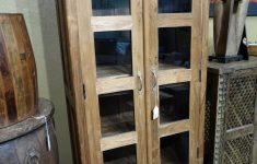 Tall Cabinet With Glass Doors Lovely Cabinet Tall Glass Doors Cabinet