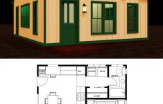Tiny House Designs Floor Plans New 27 Adorable Free Tiny House Floor Plans Craft Mart