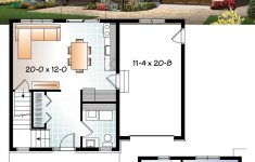 Tiny House Open Floor Plan Awesome House Plan Delphine No 1702