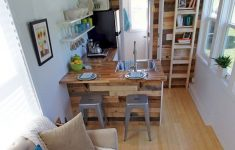 Tiny House Open Floor Plan Beautiful Clever Tiny House Kitchen Decor Ideas 64 With Images