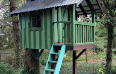 Tree House Plans Without A Tree New Tree House