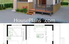 Two Bedroom House Plan Designs Awesome Small House Design Plans 6x8 With 2 Bedrooms