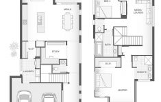 Two Floor House Plan Best Of The Carlson Double Storey Home Design Floor Plan
