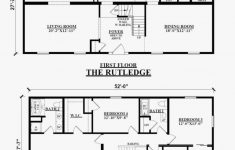 Two Floor House Plan Unique 54 Lovely Rectangular 2 Story House Plans Collection