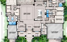 Unique One Story House Plans Inspirational 1 Story House Plans E Story Modern Luxury Home Floor Plans