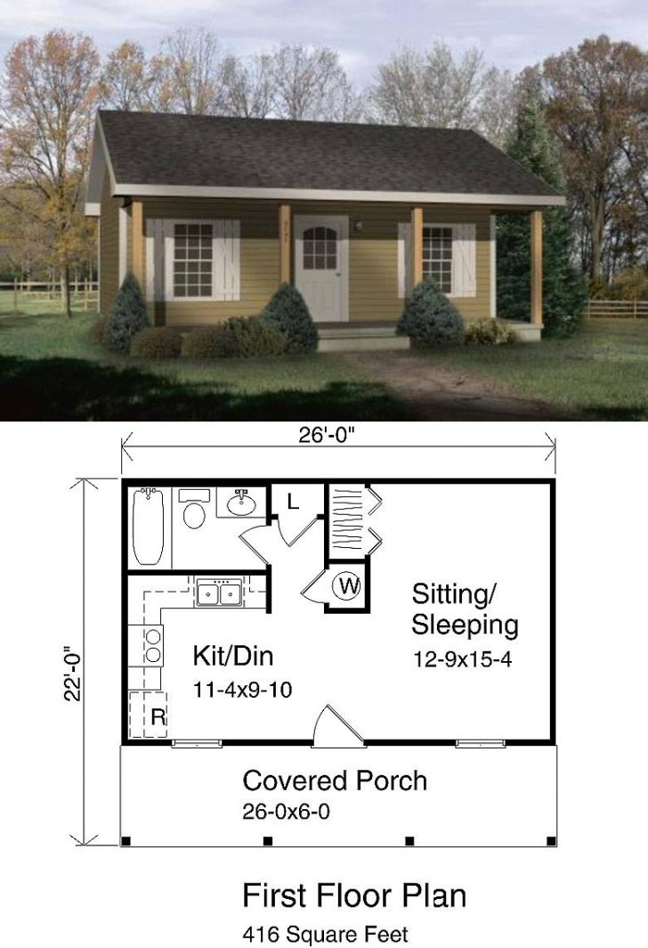 Unusual Small House Plans 2020