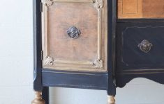 Veneer Repair Replacement On Antique Furniture Fresh How To Fix Damaged Veneer For Paint The Victorian Buffet