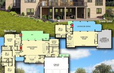 Where To Find House Plans Awesome Plan Am Modern House Plan With Front To Back Living
