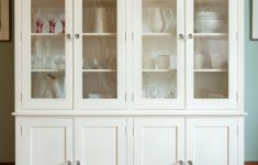 White Cabinet With Glass Doors Luxury Kitchen Kitchen Cabinets With Glass Doors Glass Cabinet
