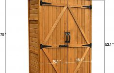 Wood Storage Cabinet With Doors Fresh M Bo Outdoor Wooden Storage Cabinet Backyard Garden Shed Tool Sheds Utility Organizer With Lockable Double Doors 1000 Natural