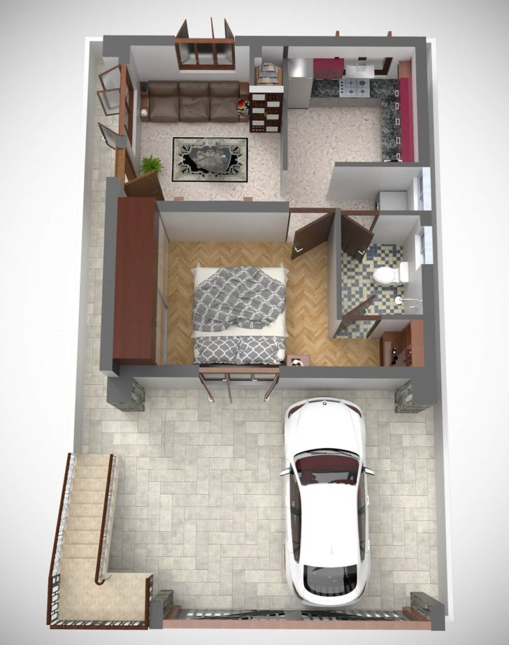 3d House Designs and Floor Plans 2021