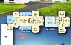 4 Bedroom Farmhouse House Plans Awesome Plan Dj Modern 4 Bedroom Farmhouse Plan