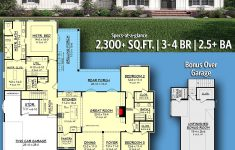 4 Bedroom Farmhouse House Plans Fresh Plan Hz Exclusive 3 Bed Farmhouse Plan With Optional