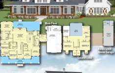 4 Bedroom Farmhouse House Plans Luxury Plan La 5 Bedroom Farmhouse Plan With Optional Garage