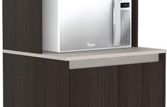 4 Door Cabinet Awesome Inval Ambrossia Breakroom 4 Door Cabinet With Open Space Espresso And Amber Grey