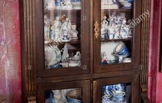 Antique Cabinets With Glass Doors Best Of Jacobsen Restaurant Interior In Gdansk Poland Europe