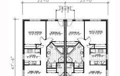Assisted Living House Plans Beautiful Multi Family Plan With 12 Bed 6 Bath