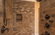 Awesome Walk In Showers Lovely 80 Cool Farmhouse Tile Shower Ideas Remodel