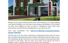 Best New House Designs Inspirational Ppt Use House Designers And House Builders For Your New