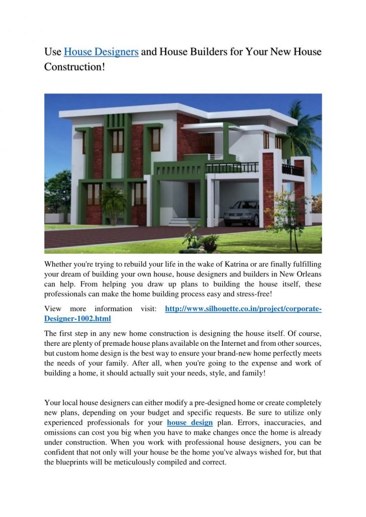 Best New House Designs 2021