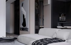 Black And White Apartment Ideas Inspirational Black White & Beige Apartment For The Fashionista