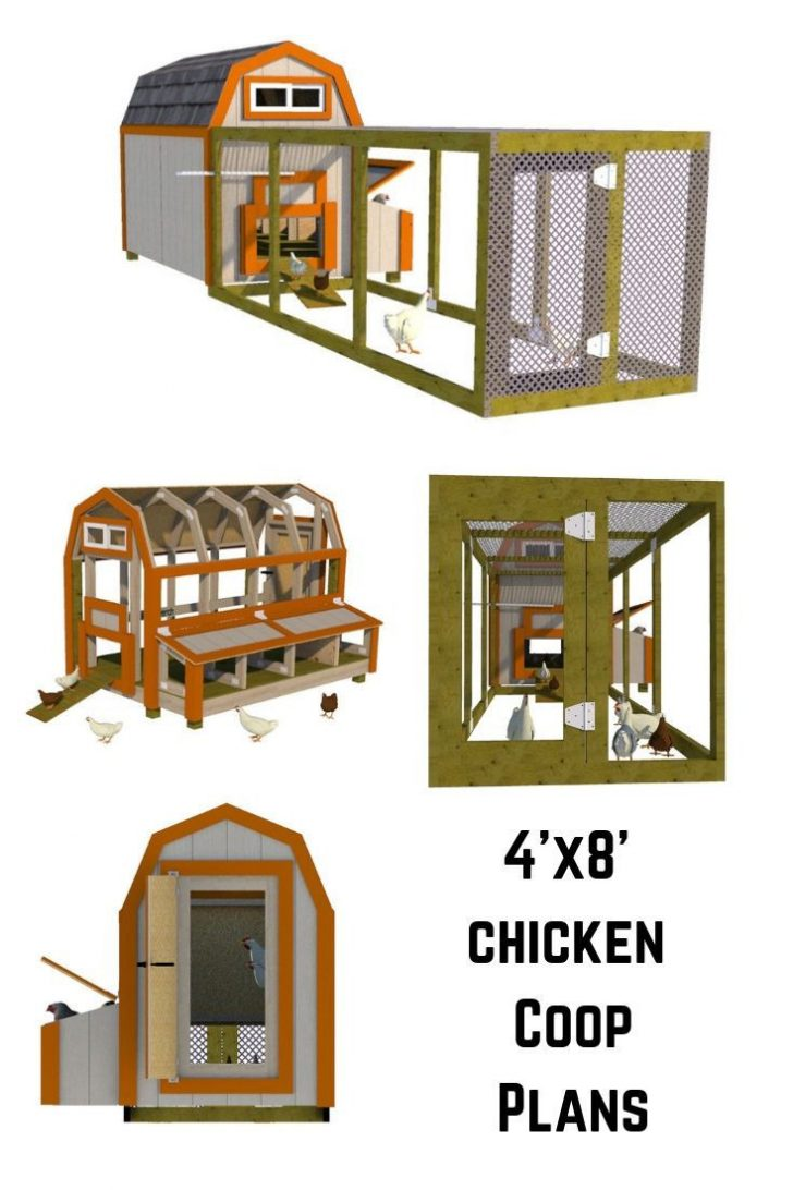 Chicken House Building Plans 2021