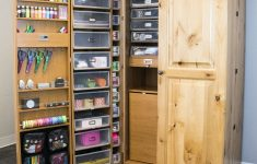 Craft Storage Cabinets With Doors Awesome The Workbox 2 0 The Queen Of Craft Organization