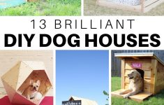 Dog House Plans For Small Dogs Inspirational 13 Diy Doghouse Plans And Ideas – The House Of Wood