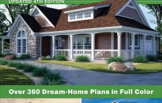 Dream Homes House Plans Unique Best Selling 1 Story Home Plans Updated 4th Edition Over