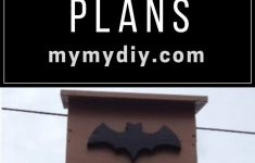 Easy Bat House Plans New 16 Crafty Diy Bat House Plans