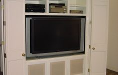 Entertainment Cabinet With Doors New Photopage3