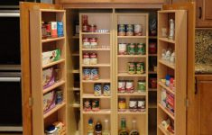 Food Storage Cabinet With Doors Fresh Re Imagining The Kitchen Pantry Cabinet Mother Hubbard S