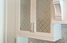 Frosted Glass Kitchen Cabinet Doors Awesome Captivating Frosted Glass Kitchen Cabinet Doors