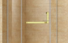 Glass Cabinet Door Hinges Beautiful Us $29 0 Shower Room Glass Connector Caved Flower Gold Glass Clamps Brass Made Glass Hinge Bathroom Copper Door Handles Set Glass Clamps