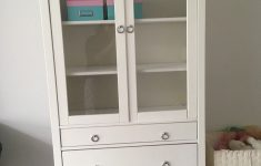 Hemnes Glass Door Cabinet Fresh Ikea White Hemnes Glass Door 3 Drawer Cabinet In Se18 Royal