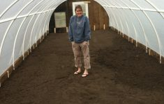 Hoop House Greenhouse Plans Awesome Pvc Hoop House In A Day Video