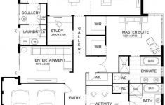House Plans For Kids Unique Floor Plan Friday High Ceilings With Perfect Indoor Outdoor