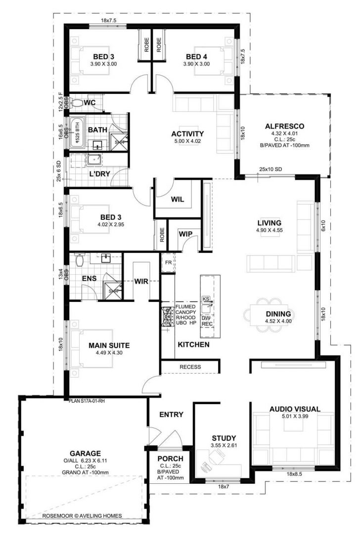 House Plans From Home Builders 2020