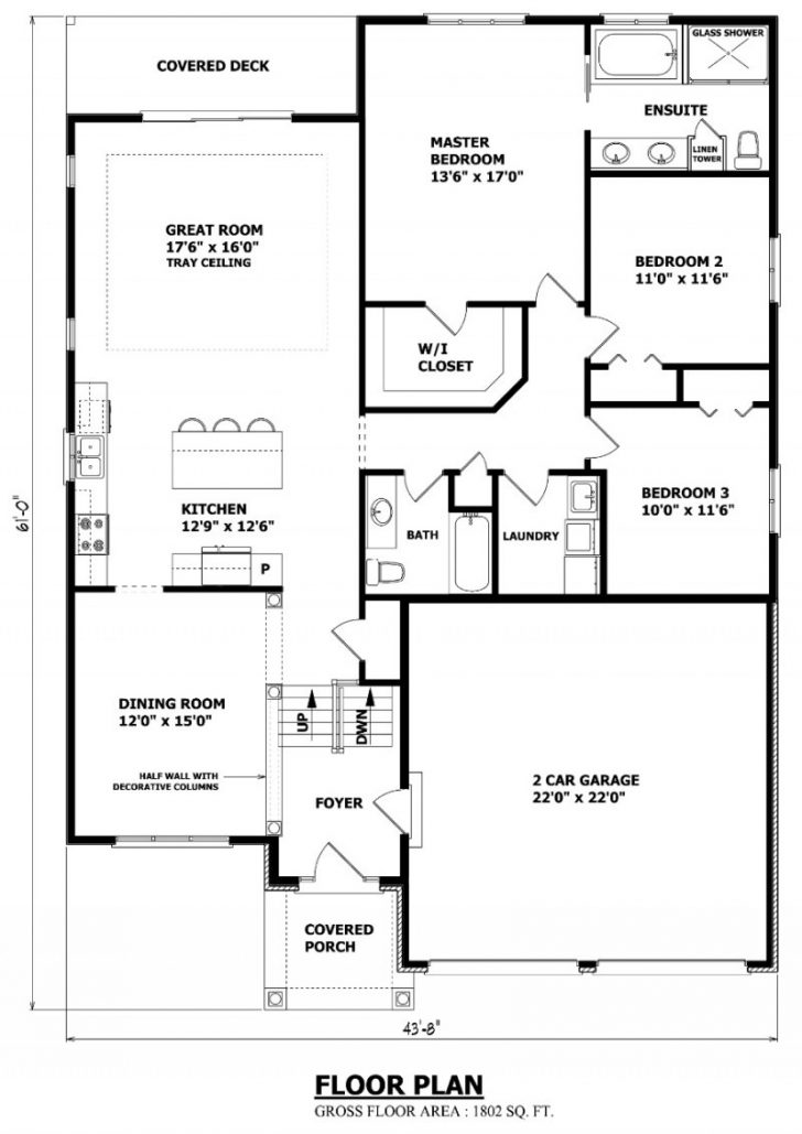 House Plans In Canada 2020