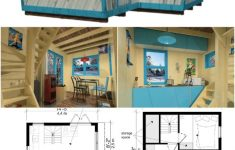 House Plans Small Houses Awesome 25 Plans To Build Your Own Fully Customized Tiny House On A