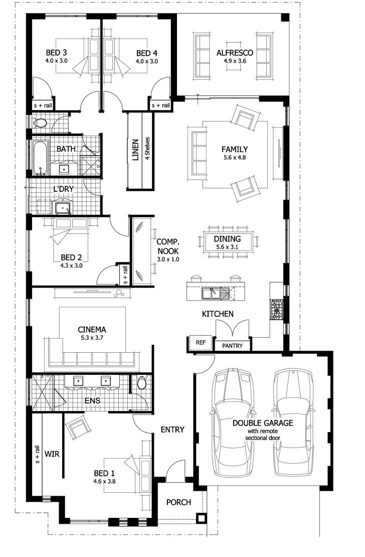 House Plans with Floor Plans 2021