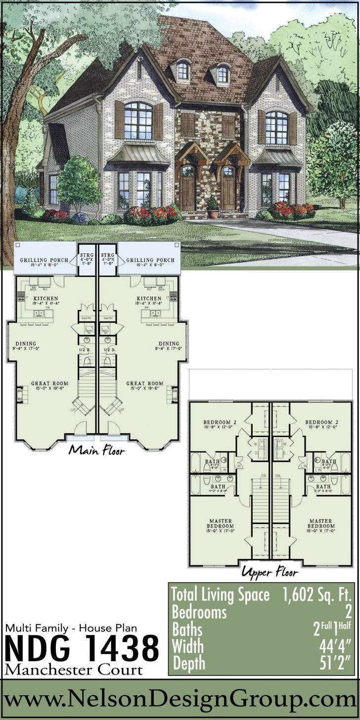 Houses and House Plans 2020