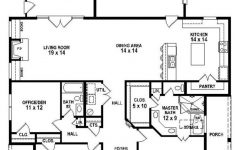 Houses Plans With Porches Unique 3 Bedroom 2 Bath Southern Style House Plan With