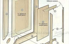 How To Build Raised Panel Cabinet Doors Best Of Making Raised Panel Doors Cabinet Door Construction And