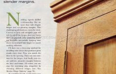 How To Install Cabinet Door Hinges Lovely Installing Butt Hinges • Woodarchivist